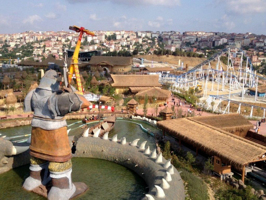 مجمع فيالاند اسطنبول الترفيهي