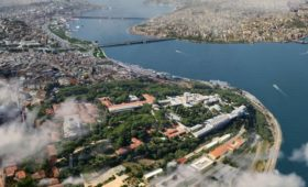 مضيق البسفور اسطنبول