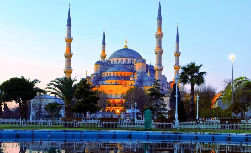 برامج سياحي 7 ليالي في اسطنبول
