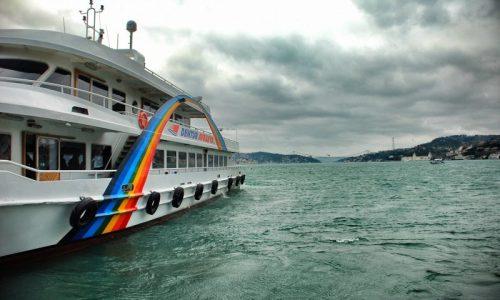 رحلة جزيرة الاميرات في اسطنبول