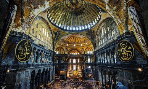 رحلة متاحف ومساجد في اسطنبول