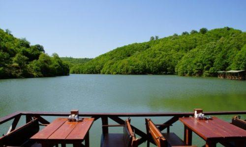 بحيرة سبانجا
