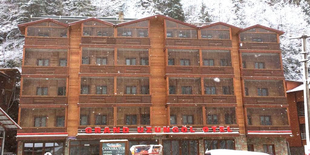 Grand Uzungol Otel