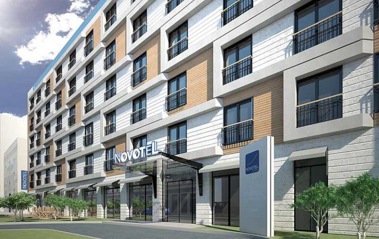 فندق نوفوتيل بسفور اسطنبول
