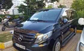 سيارة مع سواق اسطنبول بسعر رخيص